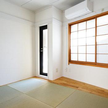 琉球畳の良い香りが♪