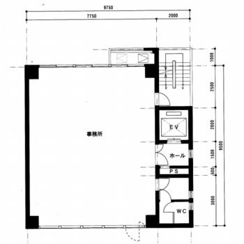 10階建ての3階部分です!