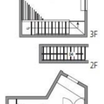 居室部分は3階