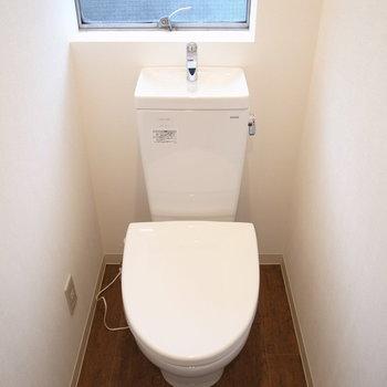 ウォシュレットないけどトイレ綺麗です