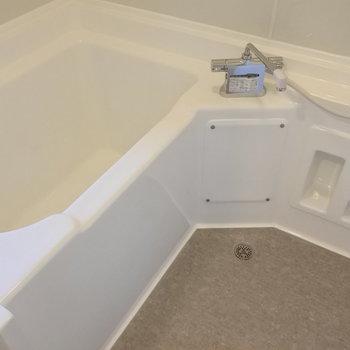 浴室はピカピカに大変身!(※写真は前回募集時のものです)