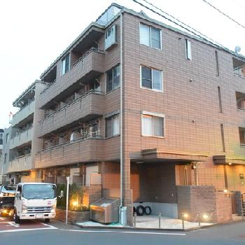 パークサイドスクウェア北新宿~旭化成ヘー