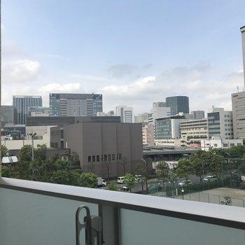 都会の眺め*写真は別部屋です