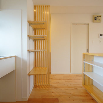 贅沢キッチン空間!※写真は前回募集時のものです