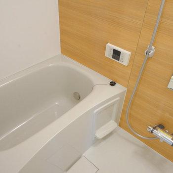 追い焚き付きのお風呂が◎※写真は前回募集時のものです
