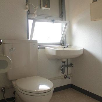 トイレ&洗面所