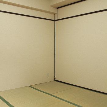 4畳半和室は窓なし
