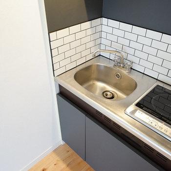 キッチンはリニューアルします!※写真はイメージです
