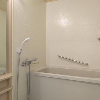 バスルームもきれい