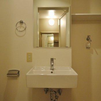 独立洗面台はやっぱいるでしょ※写真は前回撮影時のもの