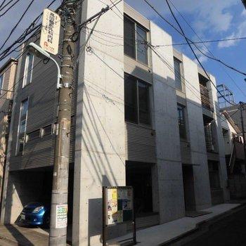 横山邸貸室