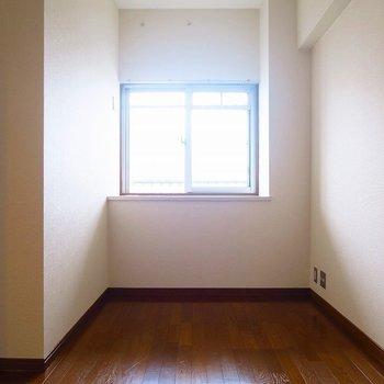 出窓がありますよ!