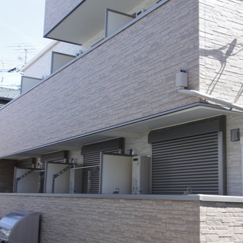 新築3F建アパートです