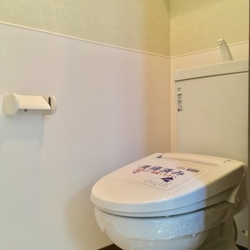 トイレ個室です!※ 写真は前回募集時のものです