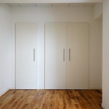 もう1つの寝室はこちら。※写真は前回募集時のものです。