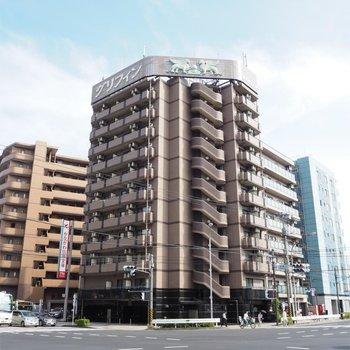グリフィン横浜・セントラルステージ