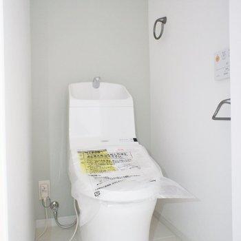 トイレは個室だよーう