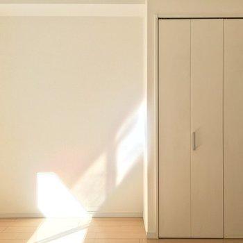1人暮らしにぴったり ※写真は1階の反転間取り別部屋です。※ 写真は前回募集時のものです