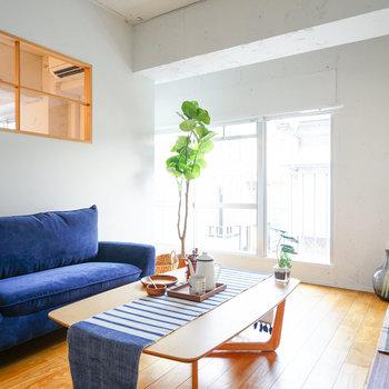 スッキリ活用したい寝室です♪※写真は前回募集時のものです