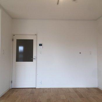 扉もかわいいでしょう?※写真は前回施工のもの