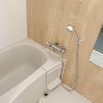 お風呂は前回の施工で新品に!
