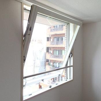 窓のギミック!