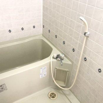 絶妙な可愛さのお風呂