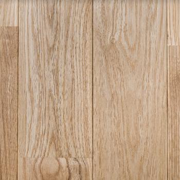 フシの模様と落ち着いた雰囲気のオークの無垢床に※写真はイメージ