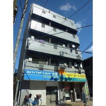シティコーポ東田辺