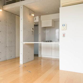 【LDK】まずはキッチンのあるお部屋から。