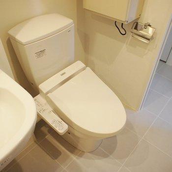 トイレはウォシュレット※写真は前回募集時のものです