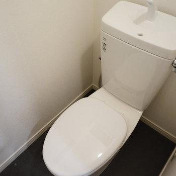 トイレも交換済み※写真は前回募集時のもの
