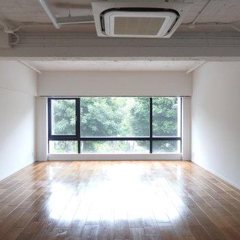天井が高くすっきりしています!