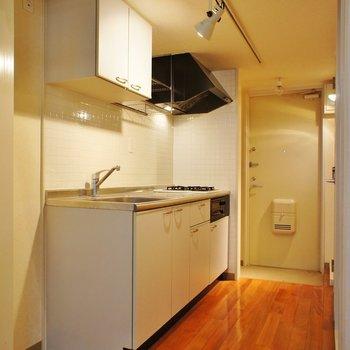 隣に冷蔵庫置けるの助かります※写真は前回募集時のものです