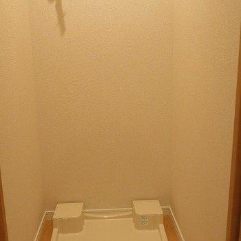 室内洗濯機置場※写真は別部屋です