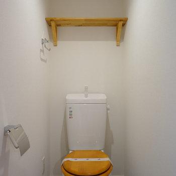 トイレは独立させて新品に!※写真はイメージです