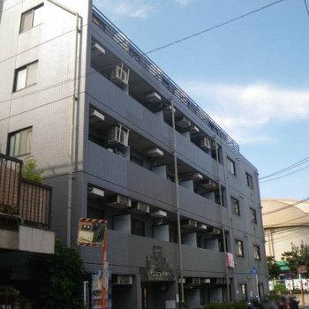 スカイコート新宿第3