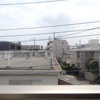 3階のため眺めは◯※写真は前回募集時のものです。