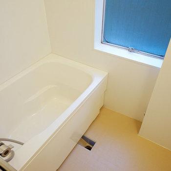 お風呂は浴槽交換していもちよくリニューアル