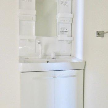 もちろん、独立洗面台ですよ