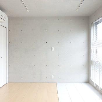 この床の組み合わせ・・・!※写真は2階のお部屋