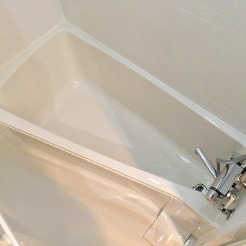 浴槽が斜め斜め