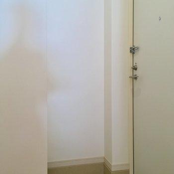 玄関周りも実は