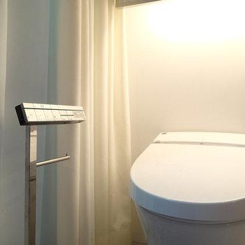 トイレこんなの初めてみた
