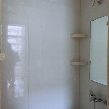 浴槽なしのシャワールーム※写真は別部屋