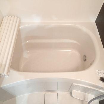 浴槽は若干コンパクト