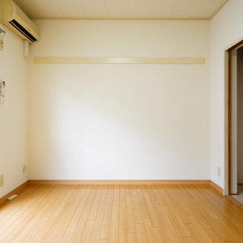 しっかり日の入るお部屋◎※写真は工事前です
