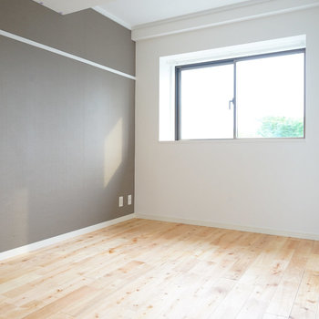 2階も2面採光の寝室に◎※写真はイメージです