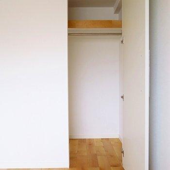 収納もちゃんと各部屋にあります ※前回募集時の写真