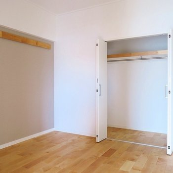 こちらは寝室かな。 ※前回募集時の写真